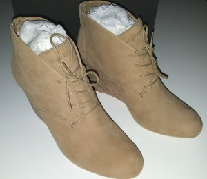 Marc O´Polo Lace Up Boots mit Keilabsatz Größe 41