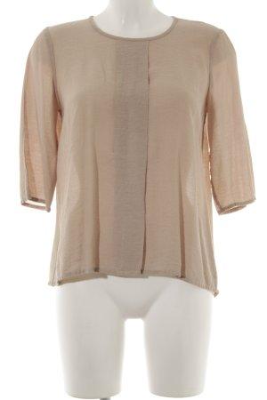 Marc O'Polo Langarm-Bluse beige Elegant