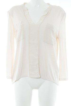 Marc O'Polo Langarm-Bluse creme Elegant