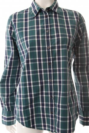 Marc O'Polo Long Sleeve Blouse check pattern casual look