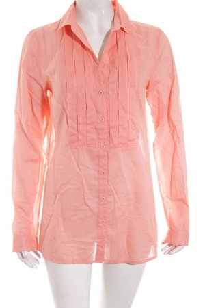 Marc O'Polo Langarm-Bluse lachs Business-Look