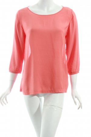 Marc O'Polo Langarm-Bluse orange Casual-Look