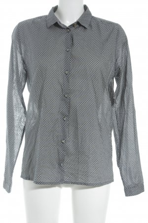 Marc O'Polo Langarm-Bluse Punktemuster Casual-Look