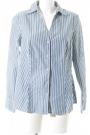 Marc O'Polo Langarm-Bluse Streifenmuster Business-Look