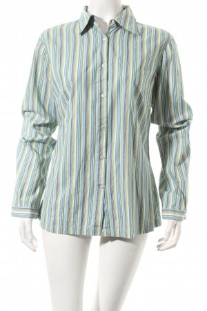 Marc O'Polo Langarm-Bluse Streifenmuster Casual-Look