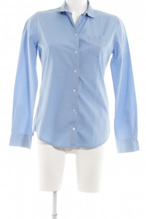 Marc O'Polo Langarmhemd blau Business-Look