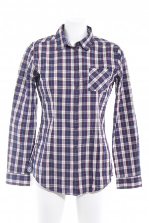 Marc O'Polo Camisa de manga larga estampado a cuadros look «Brit»