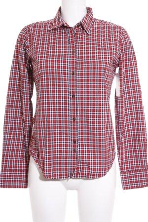 Marc O'Polo Chemise à manches longues motif à carreaux style décontracté