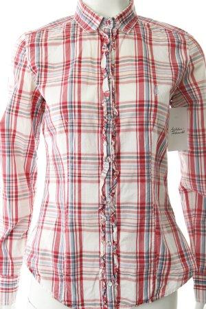 Marc O'Polo Shirt met lange mouwen gestreept patroon zakelijke stijl