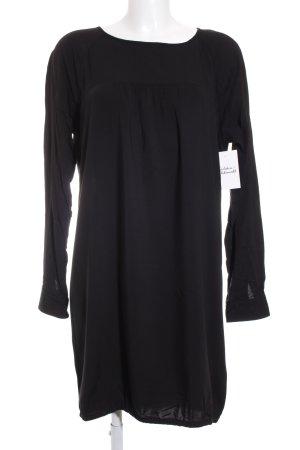 Marc O'Polo Langarmkleid schwarz minimalistischer Stil