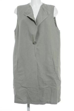 Marc O'Polo Lange Jacke graugrün Casual-Look