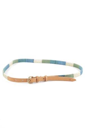 Marc O'Polo Leather Belt multicolored elegant