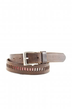 Marc O'Polo Leather Belt brown business style