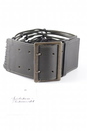 Marc O'Polo Leather Belt khaki casual look