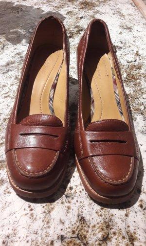 Marc O'Polo Zapatos Informales marrón-coñac