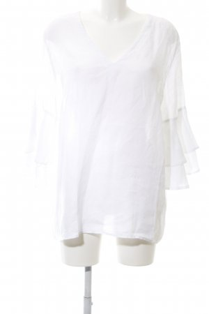 Marc O'Polo Linen Blouse white business style