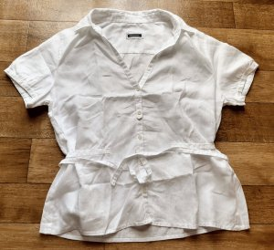 Marc O'Polo Linen Blouse white linen