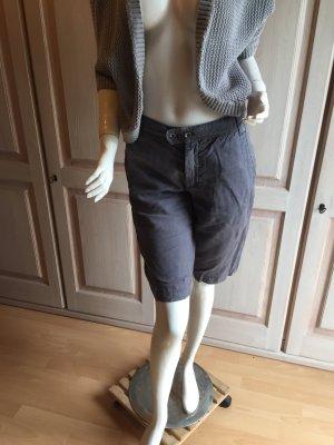 Marc'O Polo Leinenhose 34 grau Shorts