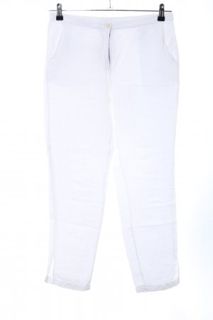 Marc O'Polo Linen Pants white casual look