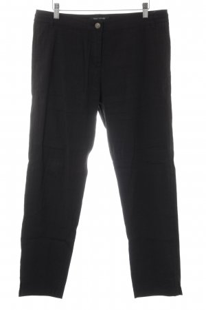 Marc O'Polo Linen Pants black casual look