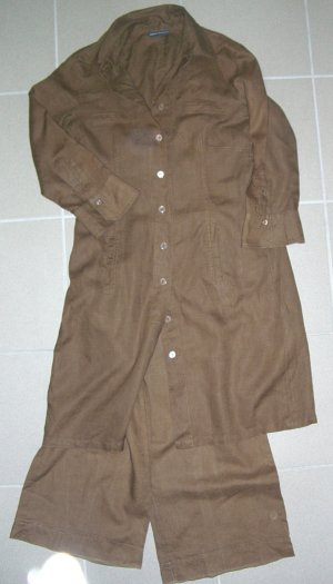 Marc O'Polo Moda marrón Lino