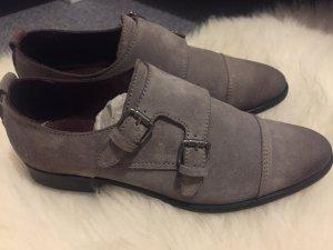 Marc O'Polo Chaussure de travail gris-gris clair