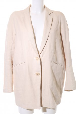 Marc O'Polo Long-Blazer wollweiß Business-Look