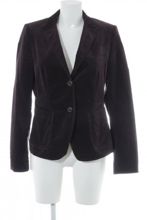 Marc O'Polo Long-Blazer brombeerrot Business-Look