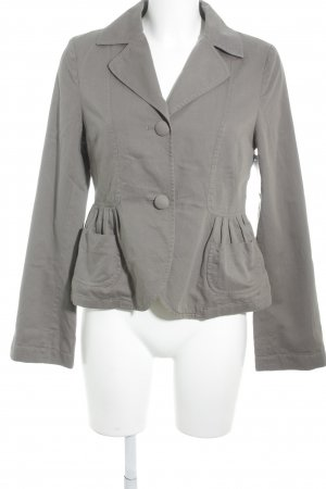 Marc O'Polo Blazer largo gris verdoso look casual