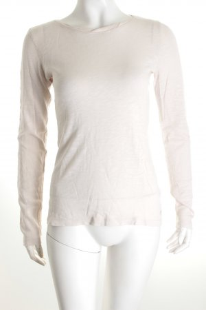 Marc O'Polo Longsleeve creme Casual-Look