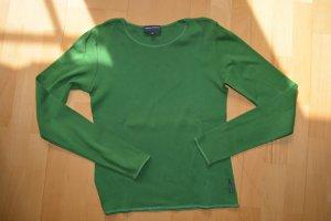 MARC O'POLO Longsleeve, grün, Größe M