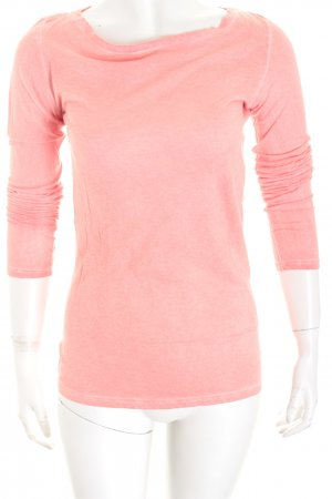 Marc O'Polo Longsleeve lachs Casual-Look