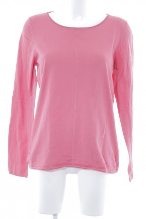 Marc O'Polo Longsleeve rosa Casual-Look