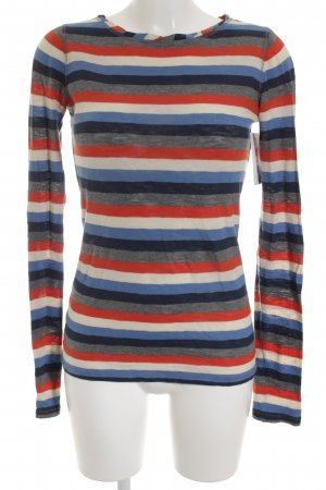 Marc O'Polo Longsleeve Streifenmuster Casual-Look