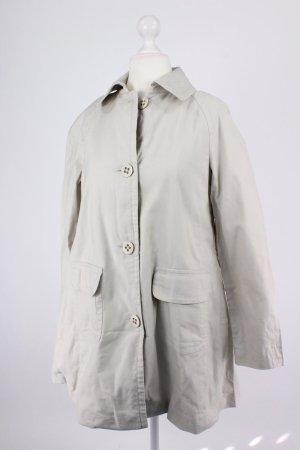 Marc O´Polo Mantel mit Knöpfen creme Größe 38
