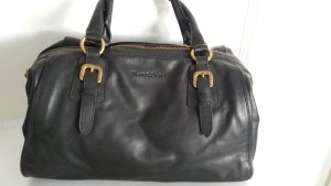 Marc O'Polo Business Bag black leather