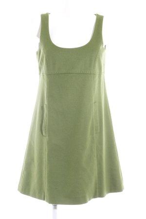 Marc O'Polo Minikleid grün Casual-Look