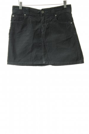 Marc O'Polo Minirock anthrazit Casual-Look