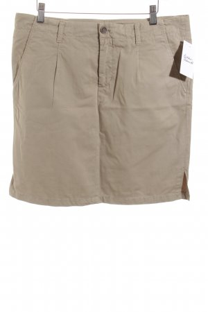 Marc O'Polo Minirock beige Casual-Look