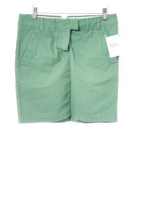 Marc O'Polo Minirock grün sportlicher Stil