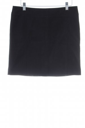 Marc O'Polo Minirock schwarz klassischer Stil