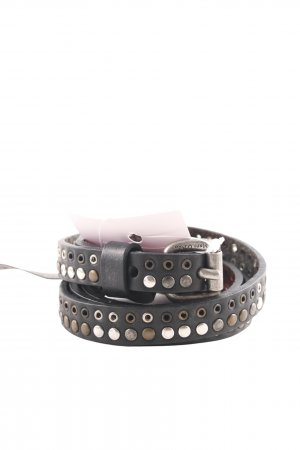 Marc O'Polo Studded Belt black casual look
