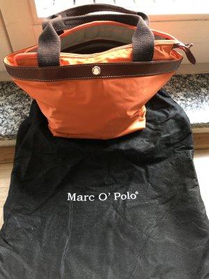 Marc O'Polo Carry Bag light orange nylon