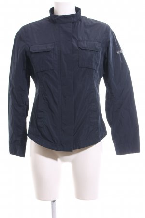 Marc O'Polo Outdoorjacke blau Casual-Look
