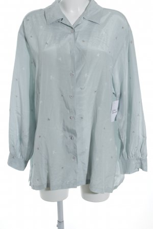 Marc O'Polo Oversized Bluse Sternenmuster Casual-Look