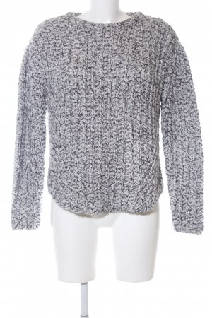 Marc O'Polo Oversized Sweater light grey flecked casual look