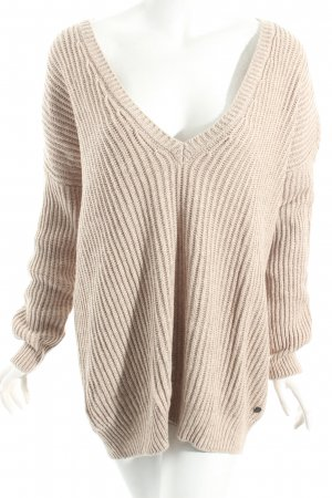 Marc O'Polo Oversized Pullover beige Casual-Look