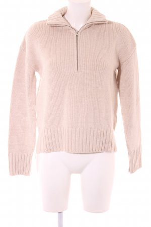 Marc O'Polo Oversized Pullover creme Webmuster Casual-Look