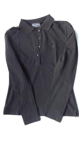 Marc O'Polo Pique Langarm-Poloshirt