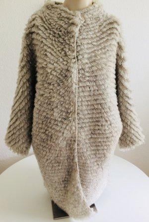 Marc O Polo Premium Woll Mantel Cocon Schnitt